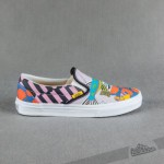 Vans Classic Slip-On (The Beatles) Sea of Monsters