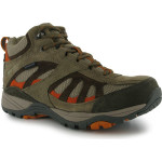 Karrimor Tornado Mid Weathertite Ladies Walking Boots Brown Apricot